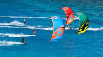 Kitesurfen Basis