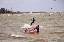Leren kitesurfen in Hoorn